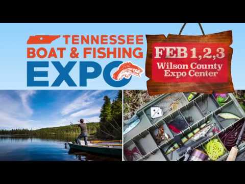 2019 TN Boat & Fishing Expo
