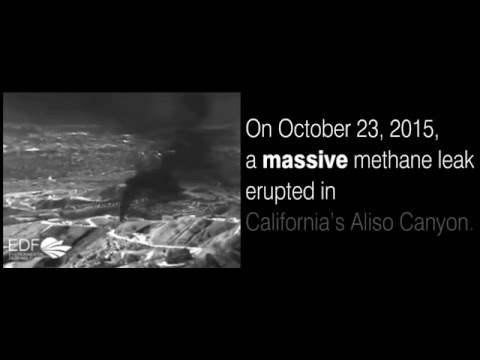 Aliso Canyon methane leak: What's the climate impact?