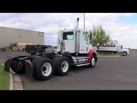 2004 Freightliner Columbia Day Cab for sale - stock #352036