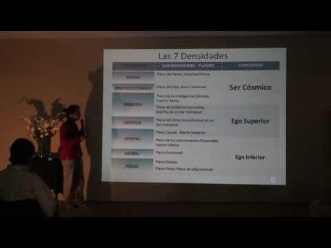 "Conferencia ""La Ciencia del Espíritu"", Gaetano Pedullà en Tampico 3 July 2016"