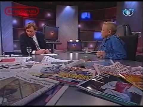 Veronia Nieuwslijn Extra over Kooivechten met Bart de Graaff (1996) - Retroforum