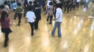 Zoobi Doobi - Line Dance (Demo & Walk Through)