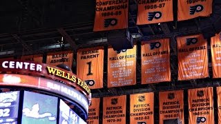 Philadelphia Flyers - remember the past...
