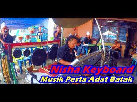 Asek! 😁 - Lagu Indonesia Joget (Maumere Gemu Famire) | Gondang Batak by Nisha Keyboard