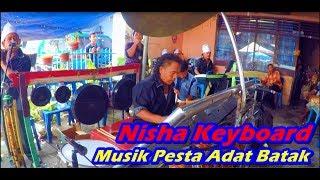 asek 😁 lagu indonesia joget maumere gemu famire gondang batak by nisha keyboard