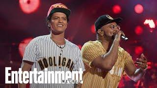 Bruno Mars Donates $1 Million To Help Flint Water Crisis | News Flash | Entertainment Weekly