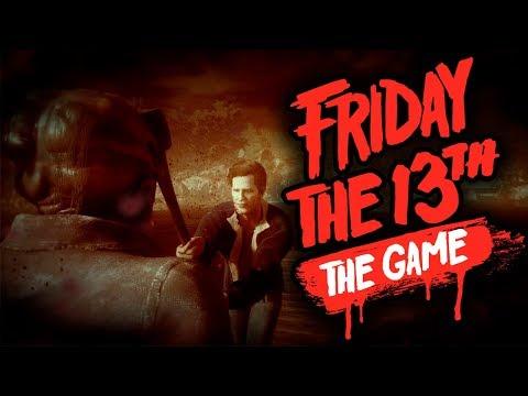 FRIDAY THE 13th - REVIENTAN A JASON EN MI PARTIDA - VIERNES 13 GAMEPLAY ESPAÑOL