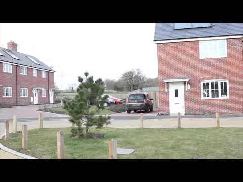 Wickham Community Land Trust; affordable homes