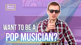 Easy Pop Chord Progressions - Hoffman Academy Music Notes