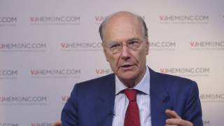 Why we have to be especially aware of infection in patients with myeloma
