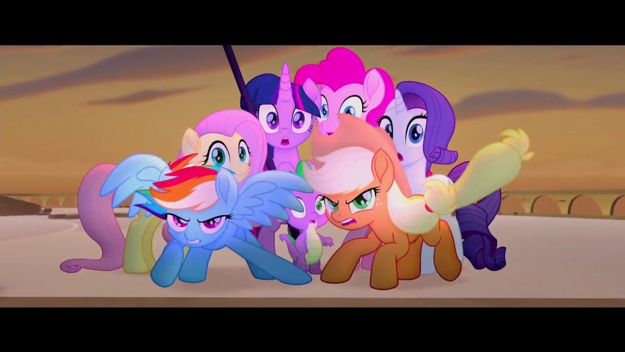 Интерактивная пони-принцесса Малышка Фларри Харт