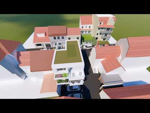 """VILLA DAITAN-SA"" : Villa Verticale En Centre-ville Du Touquet"