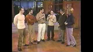 98 Degrees on Live with Regis *Una Noche*