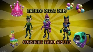 PIZZA PARTY EVENT - NEW AVATARES NIKE MARCH 2019 ////ROBLOX///AORSINI GAMER