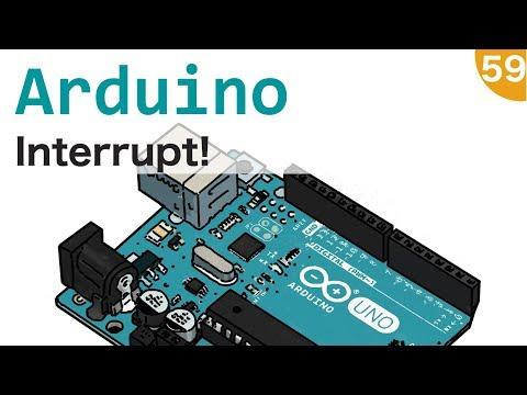 Usare Le Interrupt Con Arduino - #59