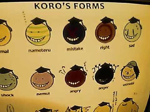 which. Behavioral emoji Mr KORO sensei wants for Ms Victoria justice!