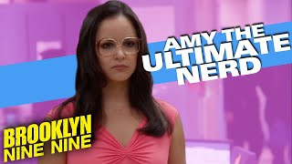 Amy Santiago Nerd Moments | Brooklyn Nine-Nine