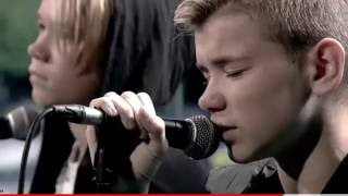 Marcus Martinus Live At Go Morgen Danmark Sings Heartbeat 2016