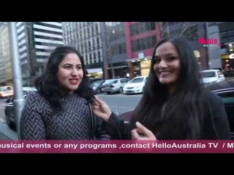 Melbourne Express Episode 3 -FASHION with ZARINA LUITEL