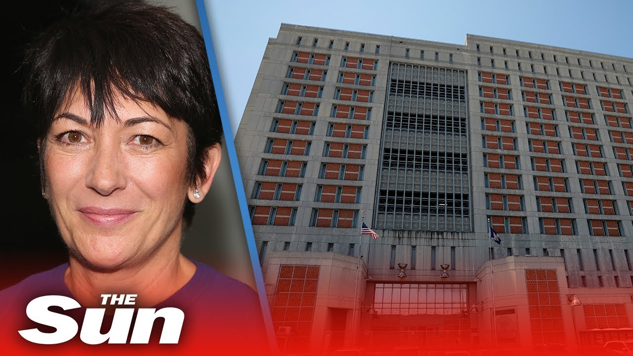 Former warden of New York jail where Ghislaine Maxwell is being held describes the conditions inside