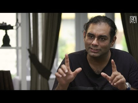 Interview with chefs Gaggan Anand and Garima Arora