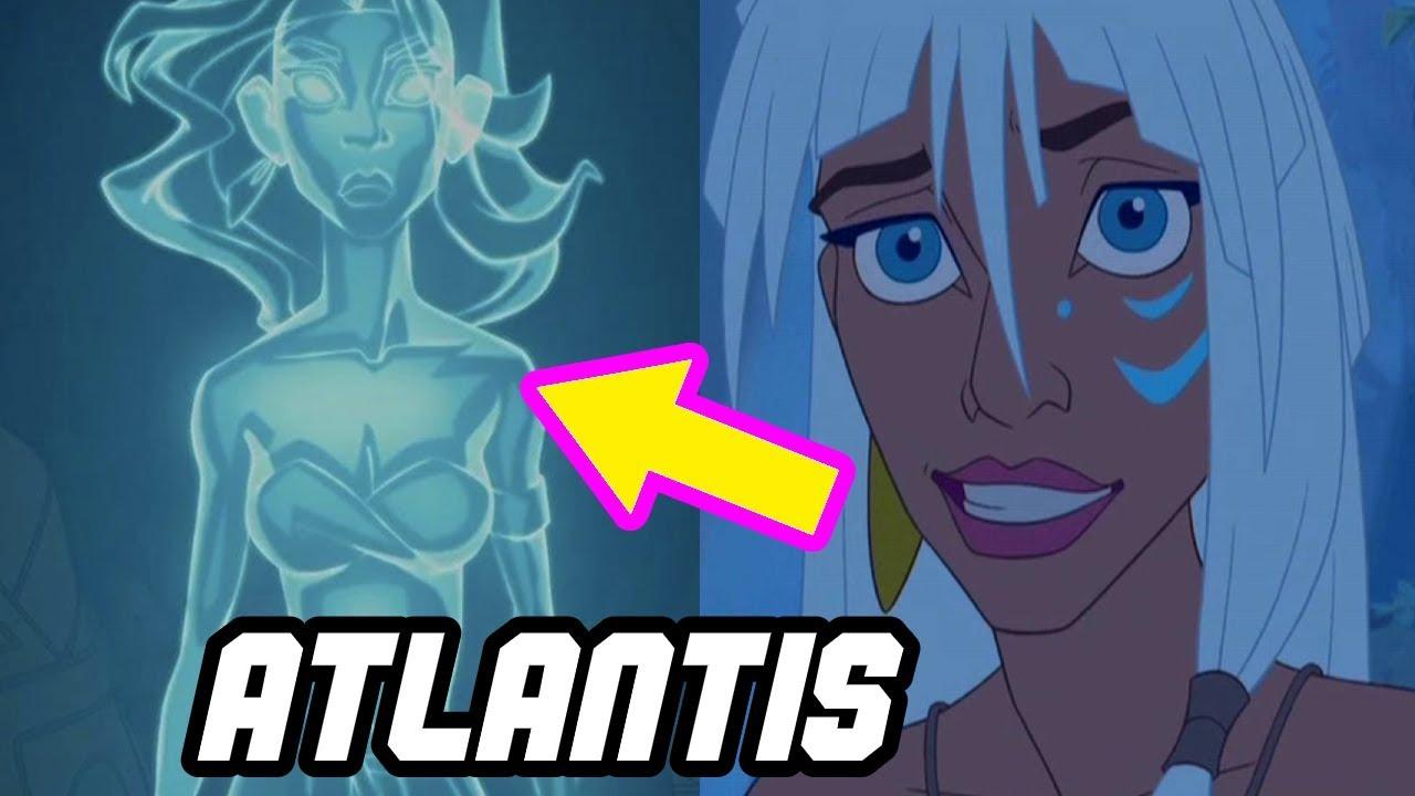 Atlantis The Lost Empire - Kidas return (Eu Portuguese