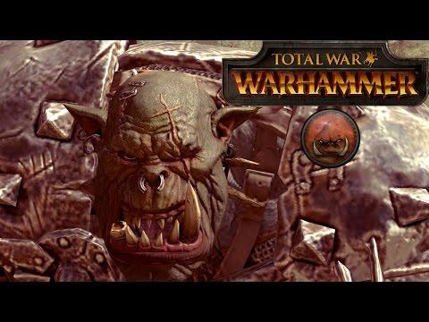 GHAL MARAZ! - Total War: WARHAMMER Gameplay (Karl Franz Quest Battle)