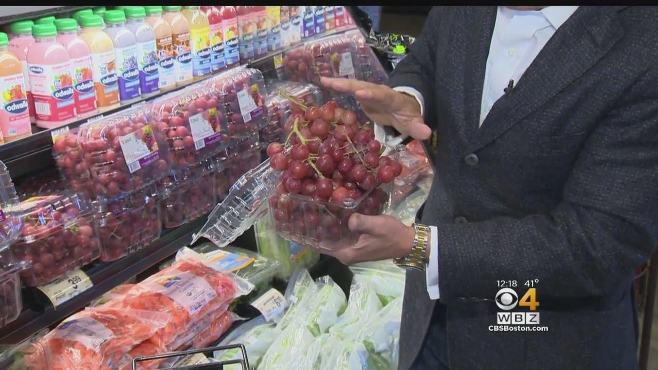 Fresh Grocer: Mystic Treat Grapes