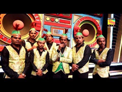 India Ke Mast Kalandar - FILMY QAWALI ACT - Behind The Scenes