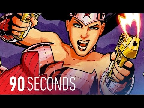Apple, revenge porn, and Wonder Woman: 90 Seconds on The Verge