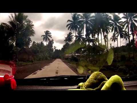 Dipolog to Sergio Osmena Road Trip - Christmas 2015