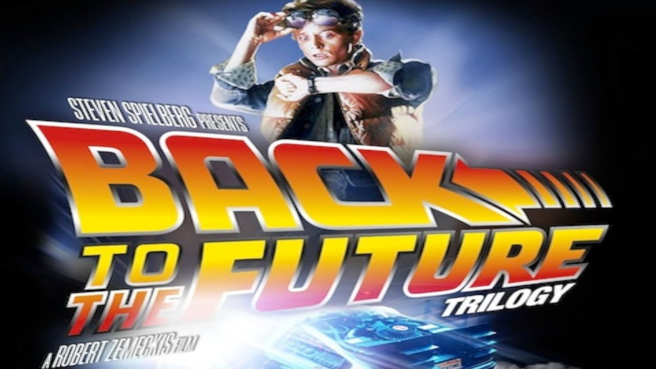 Unboxing back to the future 25th anniversary trilogy dvd youtube