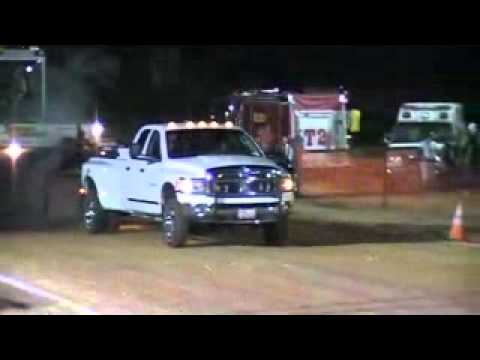 Tony Barnette open diesel Minor Hill, TN 8/7/2010 ...
