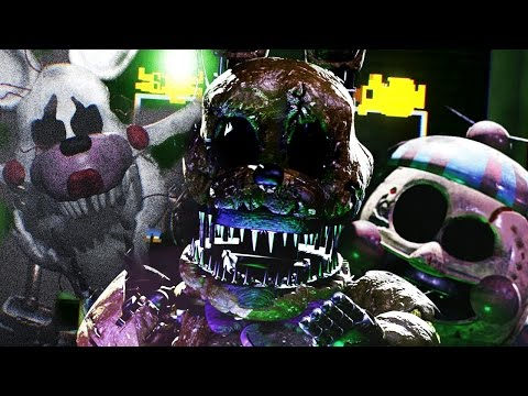 SPRING BONNIE AND THE REAPER ANIMATRONICS! | Final Nights 3 #1 NEW DEMO + SECRET MINIGAME!
