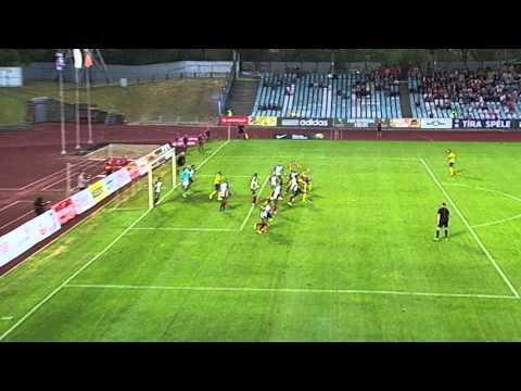 FK Liepāja - FK Ventspils (3 - 2) Spēles apskats
