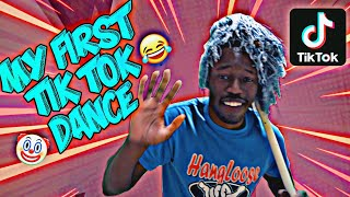 I Made MY FIRST Tik Tok Dance Video **here's how I did it** | BTS