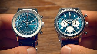 Has Breitling Ruined The Navitimer?   Watchfinder & Co.