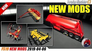 "[""BEAST"", ""Simulators"", ""Review"", ""ATSModReview"", ""FarmingSimulator19"", ""FS19"", ""FS19ModReview"", ""FS19ModsReview"", ""fs19 mods"", ""FELDBINDER TRAILER PACK BY AP0LLO"", ""NEW HOLLAND HAYBINE MOWER"", ""POTTINGER HIT 47 N"", ""ALPEGO SUPERCRAKER K7-350""]"