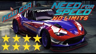 Need For Speed No Limits - Mazda MX-5 2016 MAX Preview