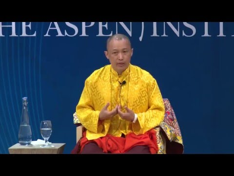 Making Peace Possible: Sakyong Mipham Rinpoche