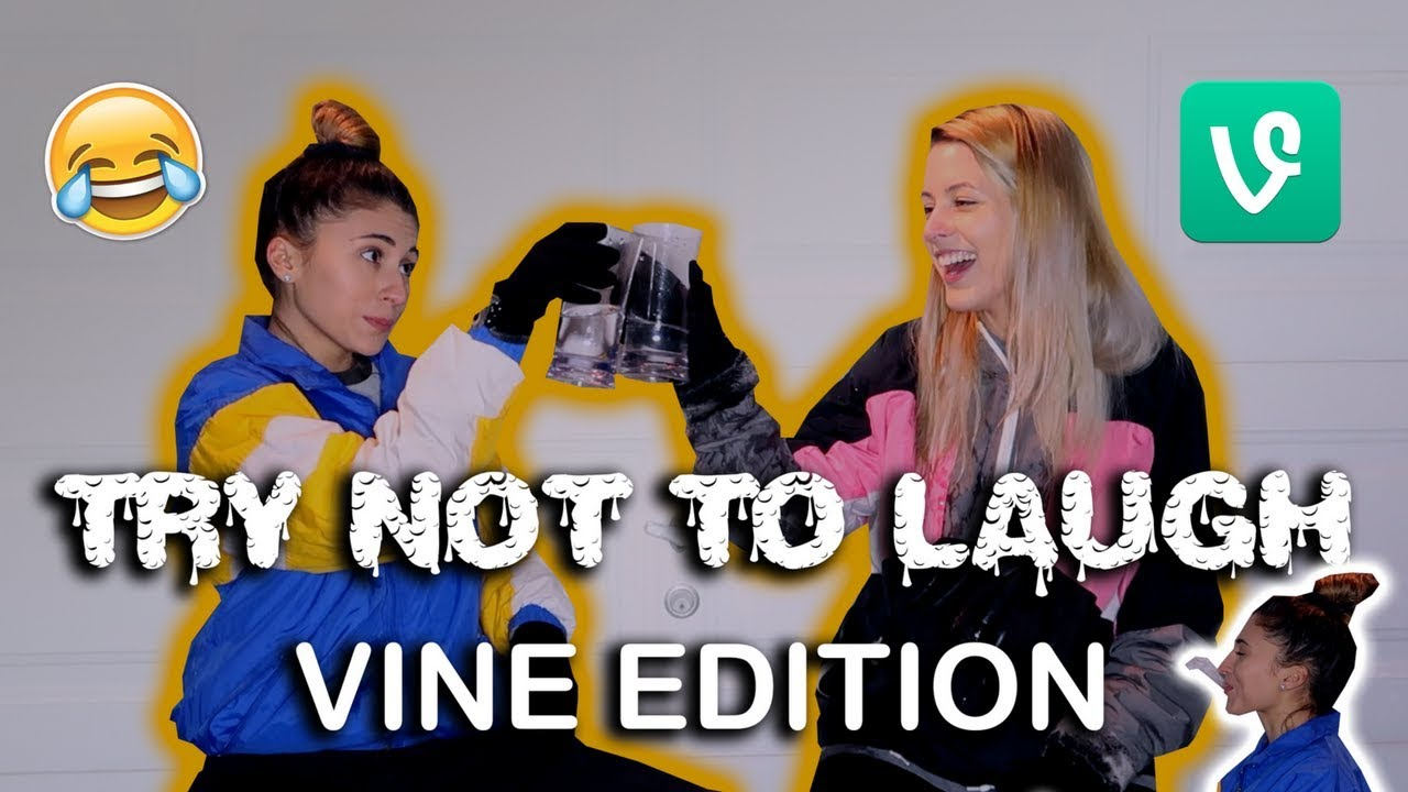 Try Not Laugh 6 Vine Edition