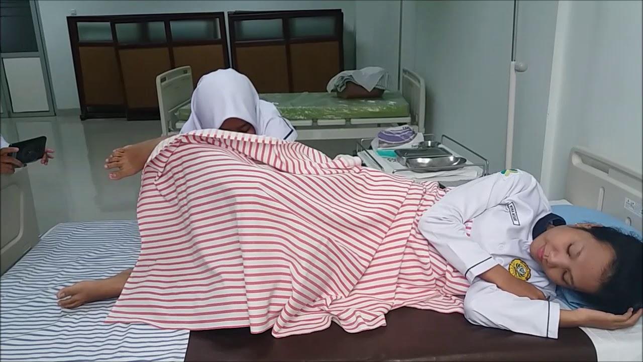 Tutorial Pemberian Obat Melalui Rektum - Poltekkes Kemenkes Semarang