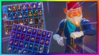 "Before You Buy ""GRIMBLES"" - All Skin and Back Bling's Combinations in Fortnite"