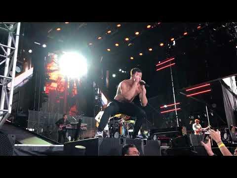 "Imagine Dragons- ""Radioactive"" live in Bozeman, MT"