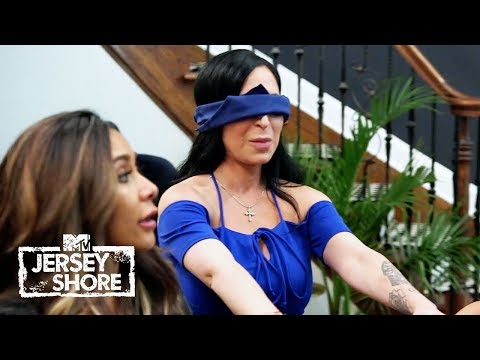 Angelina's Surprise Bachelorette Party   Jersey Shore: Family Vacation