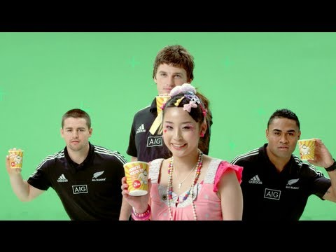 All Blacks Prank - Japanese Ad - Comedy For Cure Kids