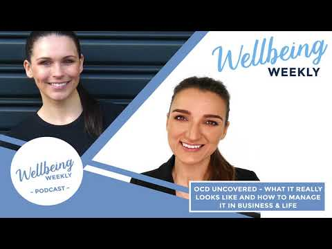Wellbeing Weekly - Interview with Ali Greymond