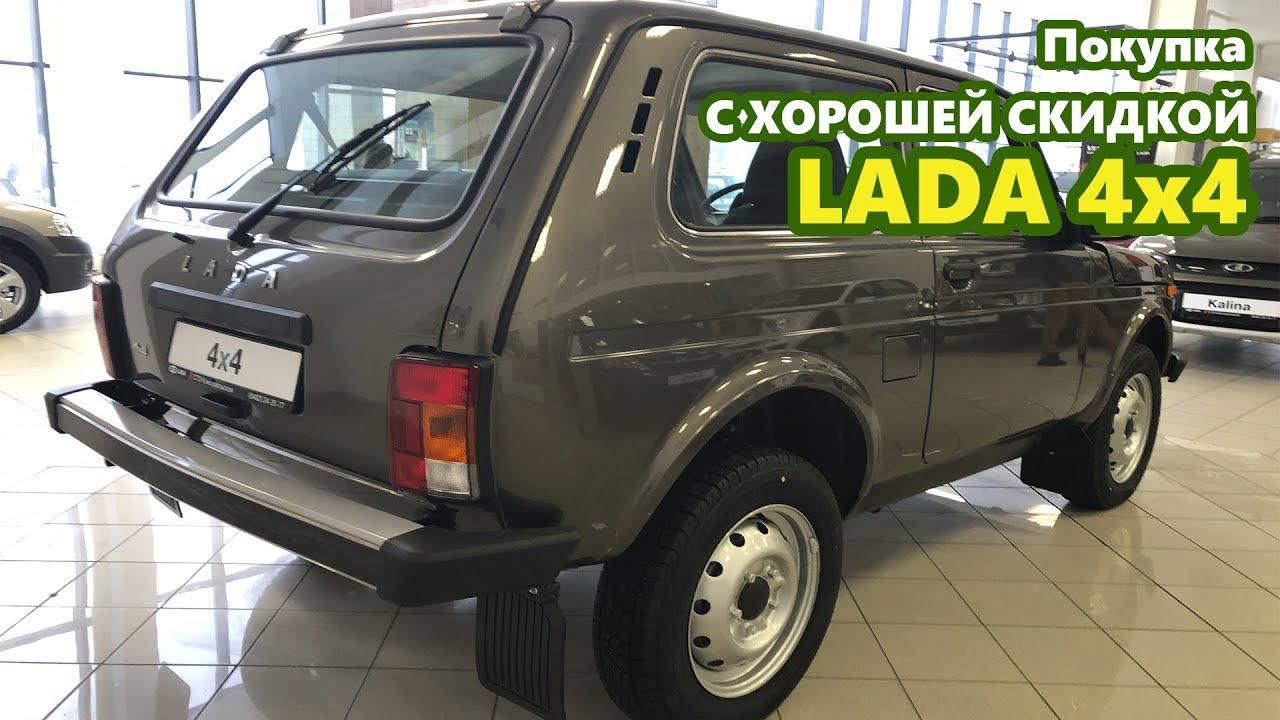 Купить LADA NIVA 2329 'Пикап' в Тольятти по акции!