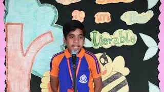 Laxman 8th Knowledge Assembly Activity SDS School 14 11 18 mpeg4