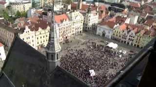 Slavnosti svobody Plzeň 2015 - 70. výročí osvobození Plzně americkou armádou